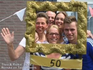 Fotolijsten 50 jarig bestaan  Buurtvereniging Eikenheuvel